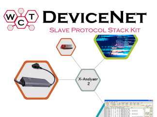 DeviceNet Slave Protocol Stack Kit