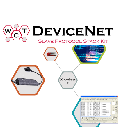 DeviceNet Slave Protocol Stack Kit